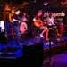Corey and band at Dan Electro's